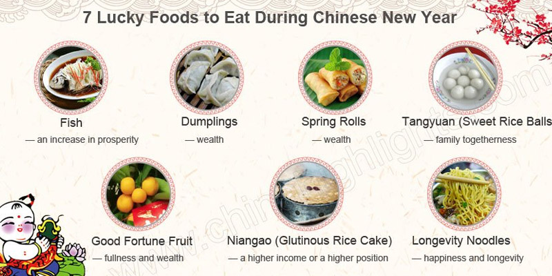Lucky Foods to Eat During the Chinese New Year: Steamboat Springs